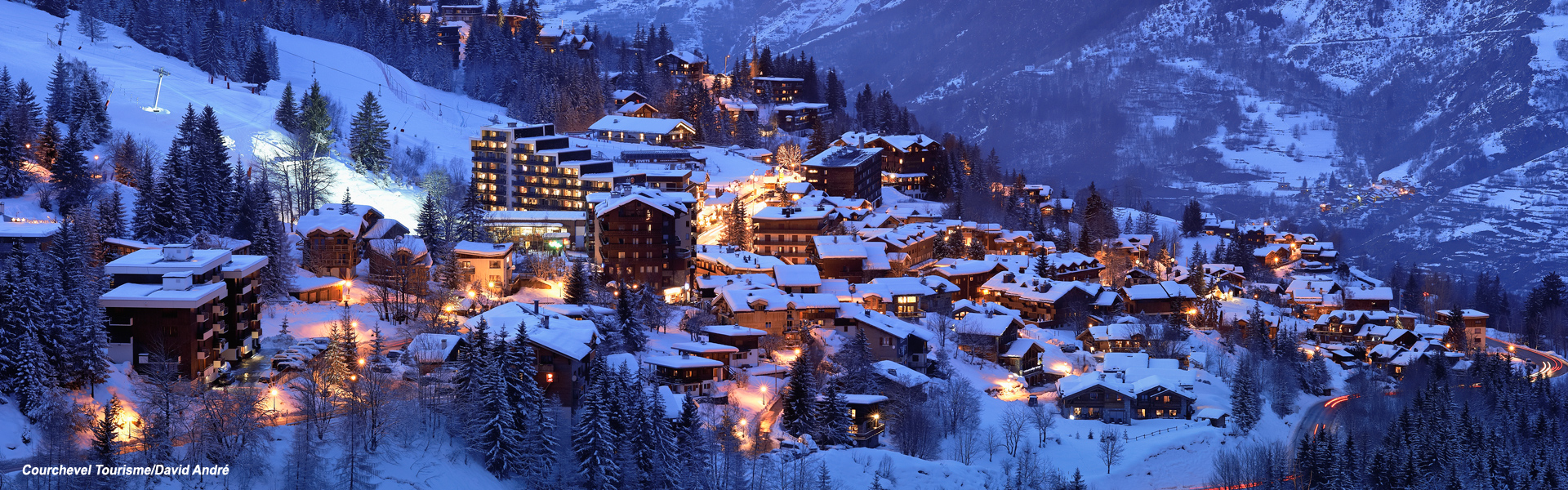 Courchevel Village