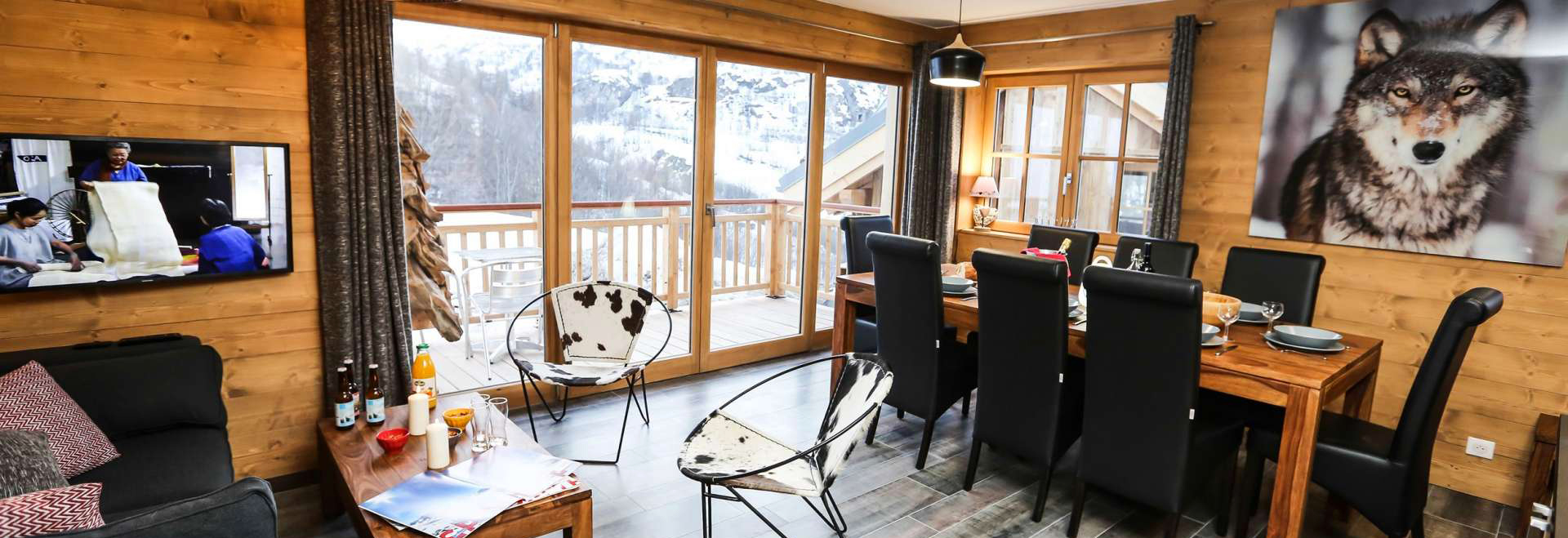 Chalets in Valloire - Up to 20% off !